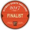 Ultimate Spirits Challenge 2017: Finalist