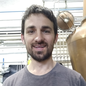 Brad Estabrooke, founder and distiller